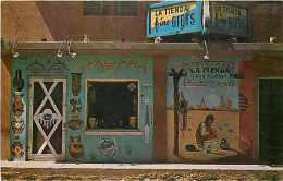 241079-New Mexico, Mesilla, La Tienda Fine Gifts Store, FJ Schaff 1966 No 710 - United States