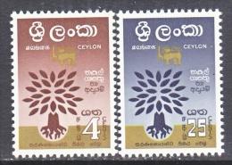CEYLON  360-1   **   WRY - Ceylon (...-1947)