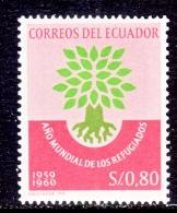 ECUADOR  656   **   WRY - Ecuador