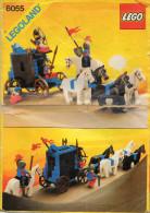 CATALOGUE LEGO  6055  Legoland - Catalogues