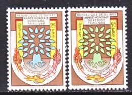 GUINEE  194-5   **   WRY - Guinea (1958-...)
