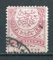 Türkei Nr.46 A         O  Used       (188) - 1858-1921 Empire Ottoman