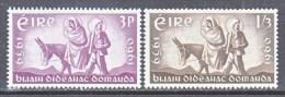 IRELAND  173-4   **   WRY - 1949-... Republic Of Ireland