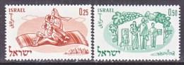 ISRAEL  178-9   **   WRY - Israel