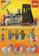 CATALOGUE LEGO  6061  Legoland - Catalogues