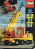 CATALOGUE LEGO  850 *850+851*850+854 - Catalogues
