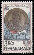 CZECHOSLOVAKIA - Scott #2164 Ferdinand I Medal (*) / Used Stamp - Czechoslovakia