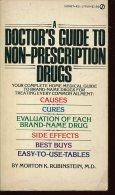 A Doctors Guide To Non Prescription Drugs - Books, Magazines, Comics