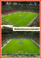 2) AK Stadion Postkarte LTU-Arena TSV Fortuna Düsseldorf ESPRIT Rhein- Stockum F95 Deutschland Fußball Football Stadium - Calcio