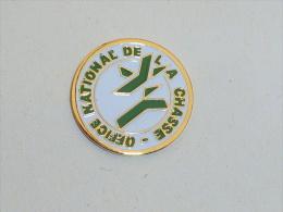 Pin's OFFICE NATIONAL DE LA CHASSE - Otros