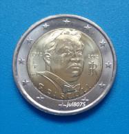 2 Euro Commemorative Italie 2012 Giovanni Pascoli PIECE NEUVE UNC - Italy