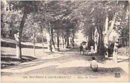 03. BOURBON-L'ARCHAMBAULT. Allée Du Casino. 806 - Bourbon L'Archambault