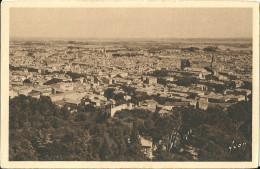 Nimes Vue Generale Prise De La Tour Magne - Nîmes