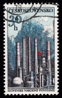 CZECHOSLOVAKIA - Scott #2249 Blast Furnace (*) / Used Stamp - Czechoslovakia