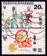 CZECHOSLOVAKIA - Scott #2250 Prize-winning Designs / Used Stamp - Czechoslovakia