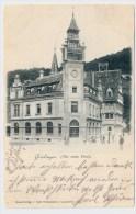"""1899, """" Geislingen A. St. - Neue Post """"   #2302 - Geislingen"""