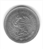 MEXICO - 1986 Circulating 10p Coin  (#ME986-01) - Mexico