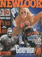 NEWLOOK N° 134 - Octobre 1994 - AEROSMITH - WOODSTOCK - Timothy LEARY - Gilbert SHELTON - Livres, BD, Revues