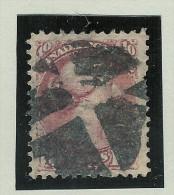 Kanada Canada 1870 10Cent Mi # 31 O Ideal - 1851-1902 Règne De Victoria
