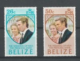 Belize: 315/ 316 ** - Belize (1973-...)