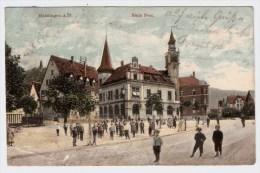 """1906, """" Geislingen, Neue Post """"  , #2313 - Geislingen"""