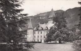 CPSM  -  SAINT PIERRE DE RUMILLY - LE CHATEAU DE COHENDIER - HAUTE SAVOIE 74 - Rumilly