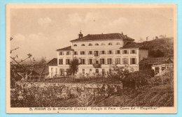 """S. Anna Di S. Mauro (Torino) - Rifugio Di Pace - Opera Del """"Magnificat"""" - Italia"""