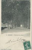 21, Cote D´Or, BEAUNE,Promenade Des Buttes, Scan Recto-Verso - Beaune