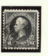 USA 1894 1$ Mi# 99 I Typ 1 Gestempelt - Oblitérés