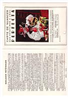 Carte De Nuances PERFECTA (valence, Drôme) (PPP247) - Publicités