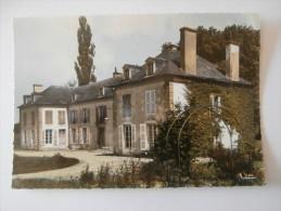 CPSM 58 COSSAYE Château De La Grange - Otros Municipios