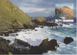 Australia - Australian Antarctic Territory (AAT) Maximum Card Mi 185 - Postal Stationery - Macquarie Island Lake - 2010 - Maximumkaarten