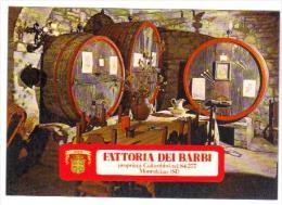 Fattoria Dei Barbi A Montalcino (Siena) - Cantinetta Dei Barbi - Fattorie