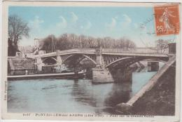 PONTAILLER SUR SAONE PONT SUR LA GRANDE SAONE 1938 - France