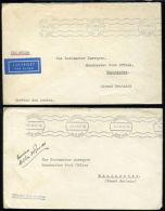 SWEDEN OFFICIAL ENVELOPES WW2 - Sweden