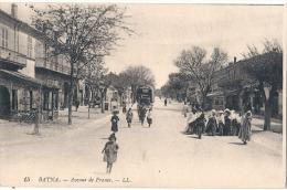 BATNA Avenue De FRANCE écrite TTBE - Batna