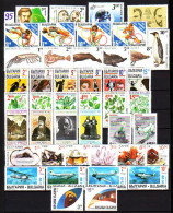 BULGARIA \ BULGARIE - 1995 - Anne Complete  ** Yv. 3599-3642 + Bl 182 - 183 - Stamps