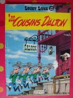 Lucky Luke N° 12. Les Cousins Dalton. Morris. Dupuis 1977 - Lucky Luke