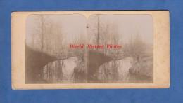 Photo Ancienne Stéréo - Environs De TOURS - Bords De La Choisille - La Membrolle ? Mettray ? Semblançay ? - Photos