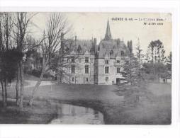 Cpm  De  Clères    (SEINE INF)  Le Château - Clères