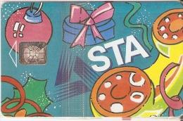 AND-009 TARJETA DE ANDORRA NAVIDAD´92  (CHRISTMAS) MUY RARA  NUEVA-MINT CON BLISTER - Andorra