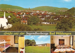 Bad Wildungen - Jugendherberge - Bad Wildungen