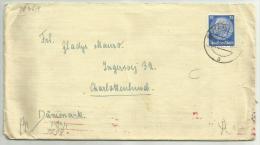 Feldpost Manoscritto  1941 Timbro Censura - Documents