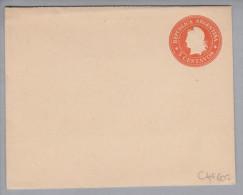 Argentinien 1900 Ganzsache 5 Cent Bildzudr.Feliz Ano N. - Entiers Postaux
