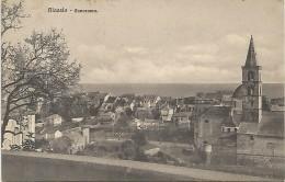 Alassio, Savona 3.2.1914, Panorama. - Savona