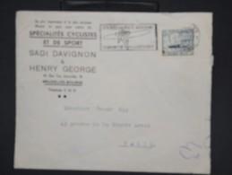 BELGIQUE - Enveloppe Commerciale De Bruxelles Pour Paris En 1946  - à Voir - Lot P7559 - Belgium