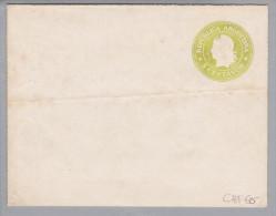 Argentinien 190? Ganzsache 5Cent Oliv M.Bildzudruck Iguazu - Entiers Postaux