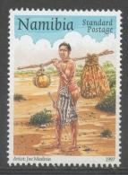 Namibia 1997 - Giornata Del Francobollo Day Of The Stamp MNH ** - Namibia (1990- ...)