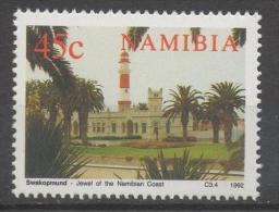 Namibia 1992 - Faro Lighthouse MNH ** - Namibia (1990- ...)