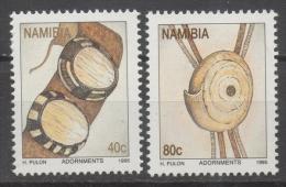 Namibia 1995 - Ornamenti Personali Personal Ornaments MNH ** - Namibia (1990- ...)